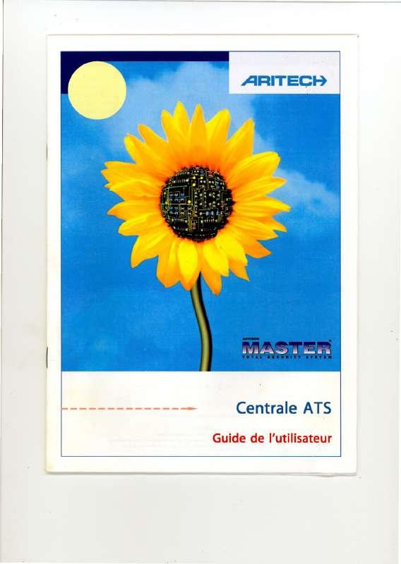 Guide utilisation  ARITECH CENTRALE ATS  de la marque ARITECH