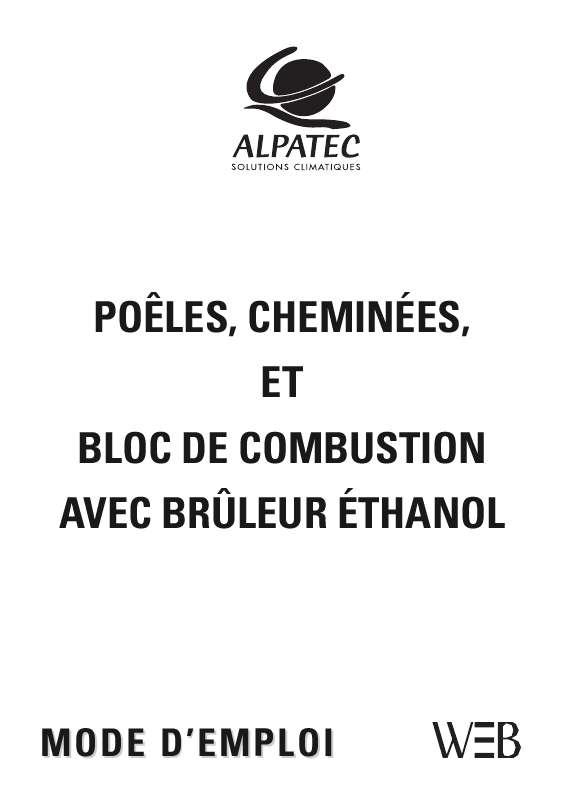 Guide utilisation ALPATEC B-C 03  de la marque ALPATEC