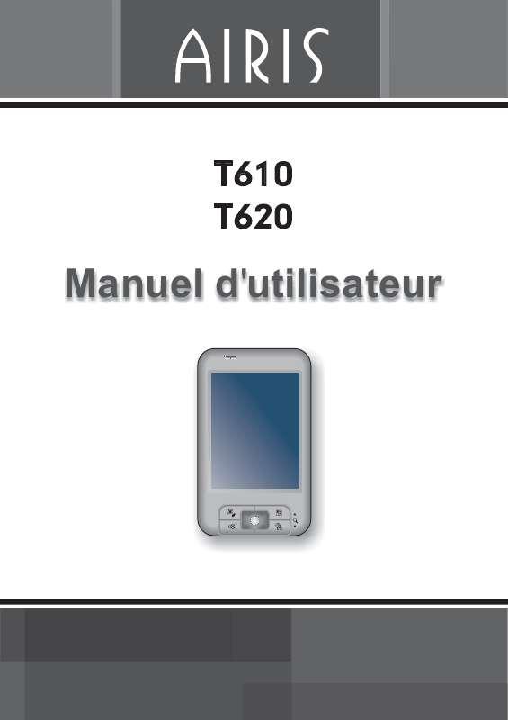 Guide utilisation AIRIS T620  de la marque AIRIS