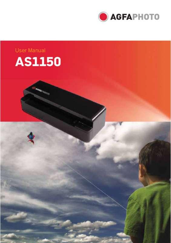 Guide utilisation AGFAPHOTO AS 1150  de la marque AGFAPHOTO