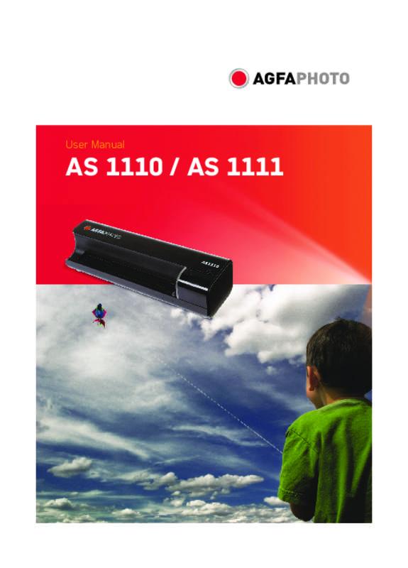 Guide utilisation AGFAPHOTO AS1111  de la marque AGFAPHOTO