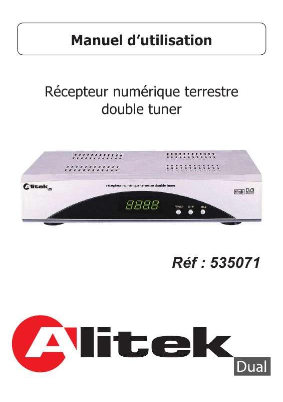 Guide utilisation  ALITEK 535071  de la marque ALITEK